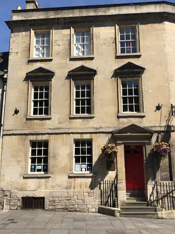 Languages United, English school in Walcot Street, Bath