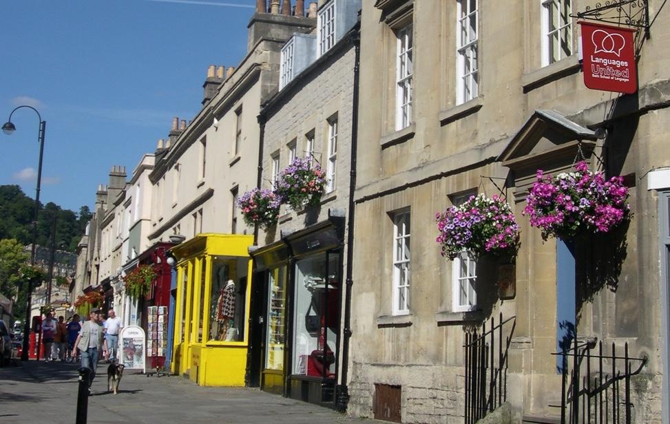 Walcot Street, Bath